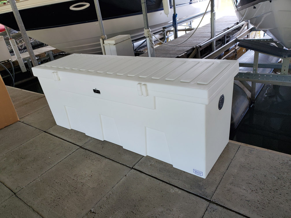 6 ft. Poly Box