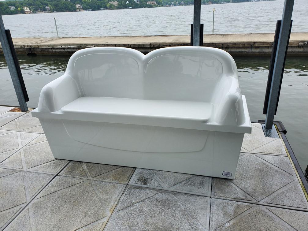 Lounger Dock Box