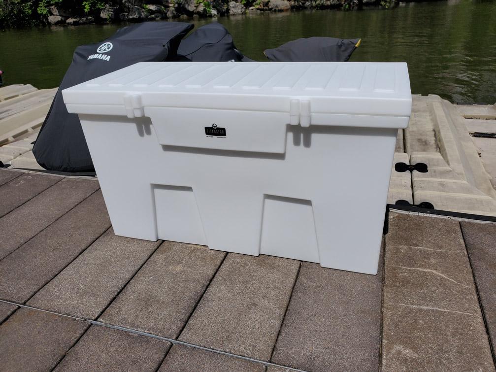 4 Ft. Poly box