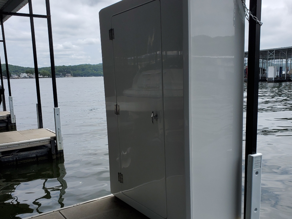 4 x 2 Dock Locker