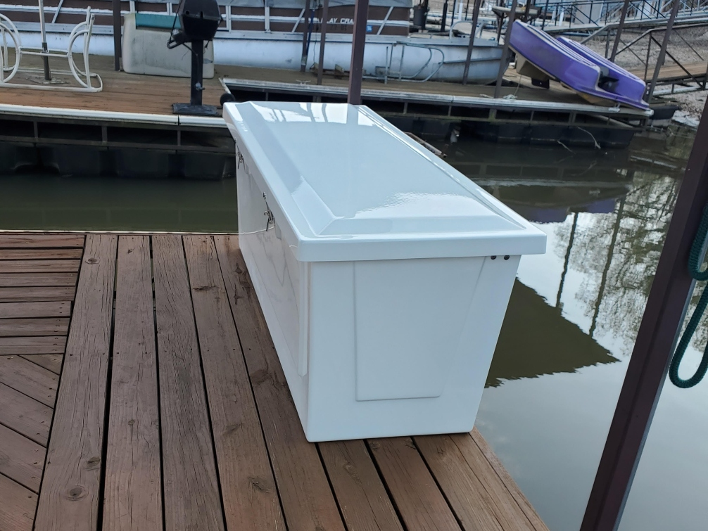 6 ft. X-large Dock Boxes